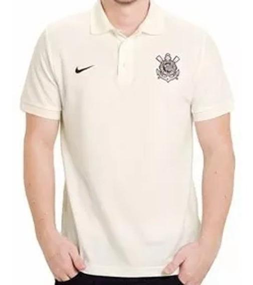 Camisa Polo Nike Corinthians Original Nova