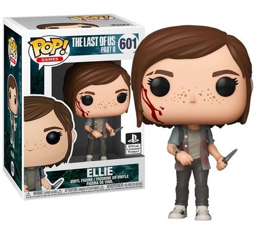 Imagen 1 de 1 de Figura Funko Pop, Ellie - The Last Of Us Parte 2 - 601