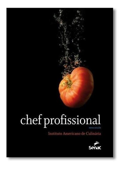 Chef Profissional - Novo - 2017 - Instituto Americano