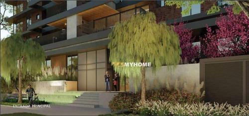 Apartamento Com 3 Dormitórios À Venda, 135 M² Por R$ 1.418.000,00 - Ahú - Curitiba/pr - Ap3891