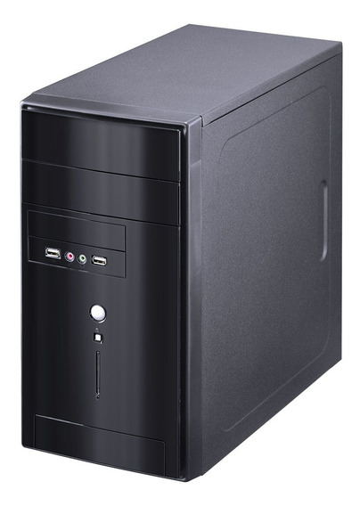 Pc Iron Pentium G5400 3.7ghz 8gb Ddr4 Hd 500gb Linux Movva