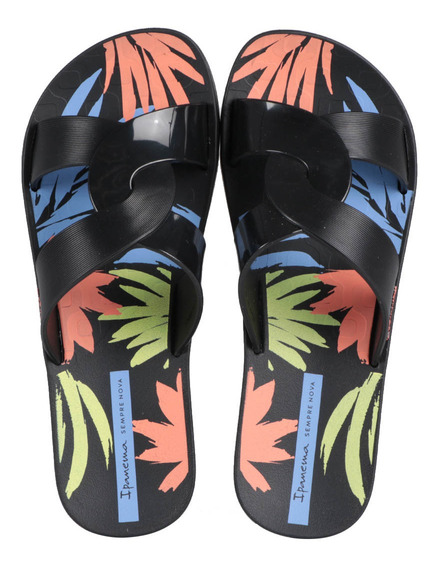 Chinelo Slide Ipanema Feel Print