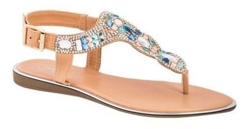 Sandalia Casual Price Shoes 1363 Marrón 174109 Msi