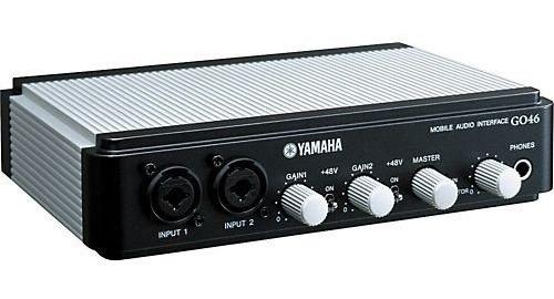 Interface Audio Yamaha Go 46 Firewire