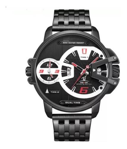 Relógio Masculino Preto Original 100% Funcional