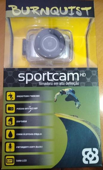 Câmera Sportcam Burnquist Hd