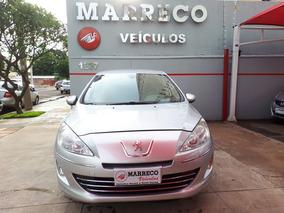 Peugeot 408 Allure 2.0 16v Aut. Flex 2012