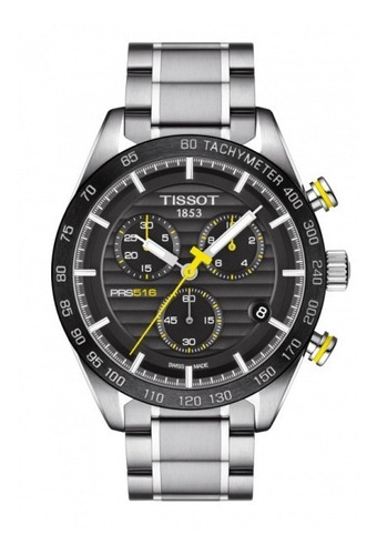 Tissot Prs 516 Reloj Hombre Crono T100.417.11.051.00