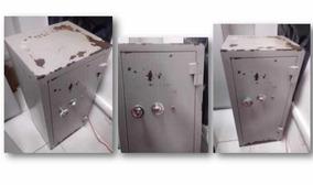 Cofre Em Aço Com 1 Porta