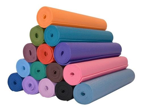 Estera Tapete Ejercicio Gym Gimnasia Yoga Pilates Colchon