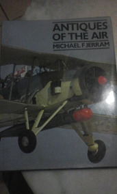 Livro Antiques Of The Air Michael F Jerram