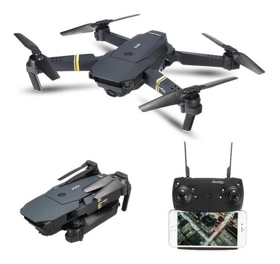 Drone Eachine E58 Camera Wifi Hd 720p Ampla Visão, Retorno A