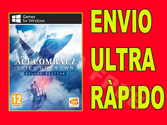 Ace Combat 7: Skies Unknown - Jogo Para Computador