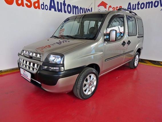 Fiat Doblò 1.6 Mpi Elx 16v Gasolina 4p Manual