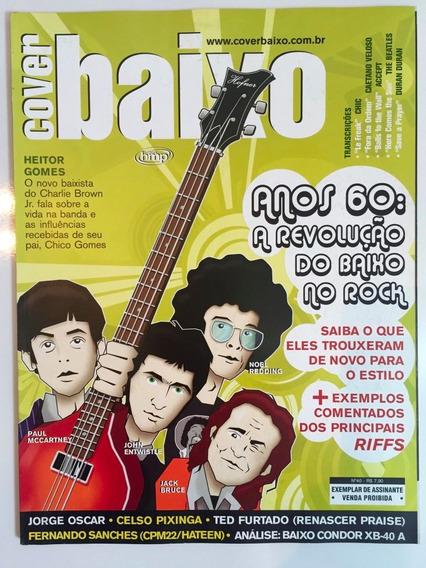 Revista Cover Baixo - Ed 40 - Jan/2006 - Anos 60: A Revoluçã