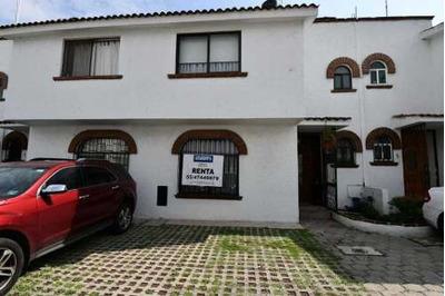 Casa En Condominio En Renta, Iztapalapa, Ciudad De México