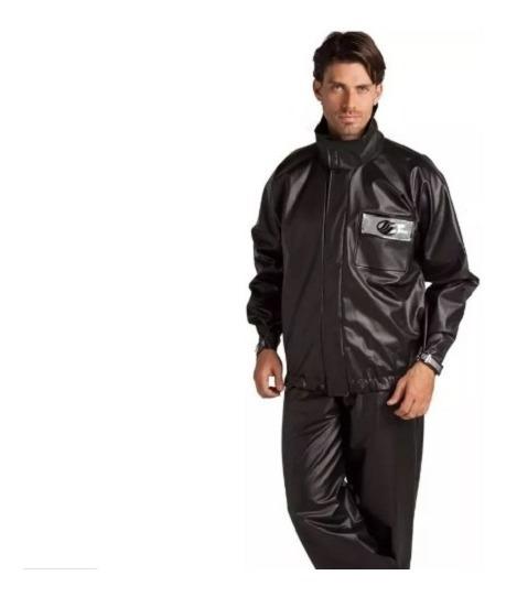 Roupa Para Chuva Alba Motoboy Calça+blusão