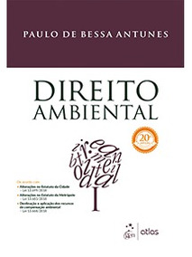 Direito Ambiental 20ª Edição - 2019