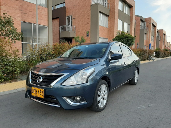 Nissan Versa Advance 2015 Mt