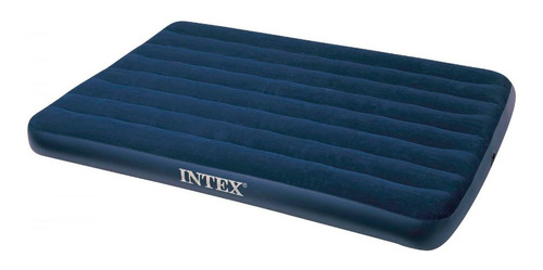 Intex Colchon Inflable Dura Beam 183x203x25 Cuotas