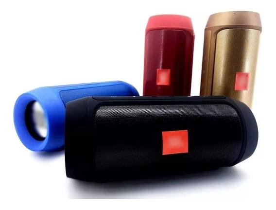 Caixa De Som Bazooquinha 2 + Plus Bluetooth Recarregavel