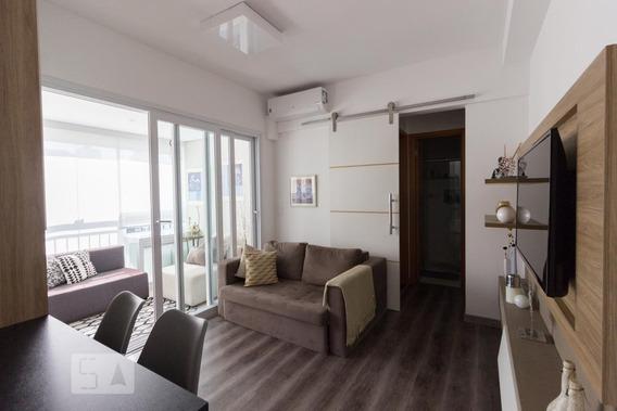 Apartamento Para Aluguel - Santana, 1 Quarto, 42 - 893116827