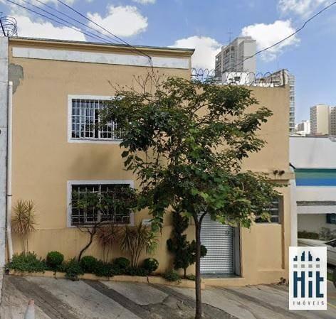 Imagem 1 de 12 de Sobrado À Venda, 230 M² Por R$ 700.000,00 - Cambuci - São Paulo/sp - So0390