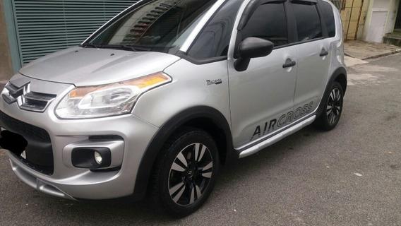 Citroën Aircross 1.6 16v Exclusive Atacama Flex 5p 2014
