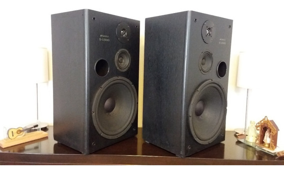 Caixas Acústicas Sansui S U 990 Valor Unitário
