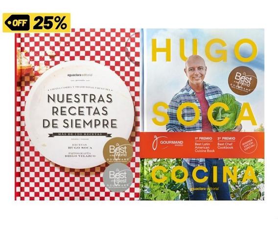 Nuestras Recetas De Siempre + Hugo Soca Cocina