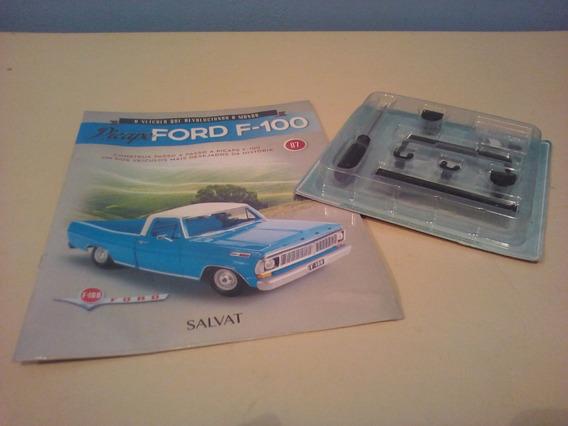 Coleção Ford F-100 Salvat Montagem - Edição 07