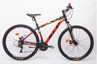 Bicicleta Slp 50 Pro R29 Shimano 21v Disco Susp+