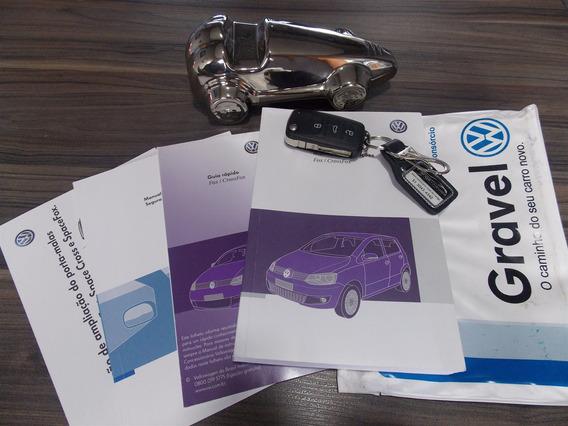 Volkswagen Crossfox 1.6 Mi Flex 8v 4p Manual