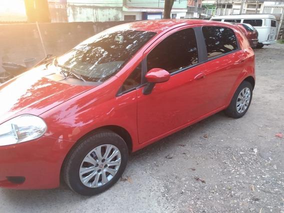 Fiat Punto Attractive 8v 2011 ( Completo )