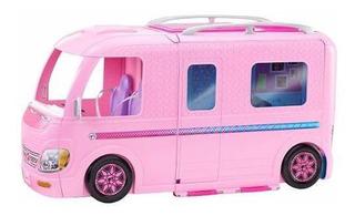 Barbie Trailer Dos Sonhos - Mattel Fbr34