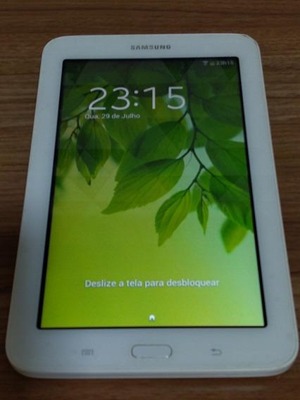 Tablet Samsung Galaxy Tab 3 Lite Branco Usado Em Bom Estado