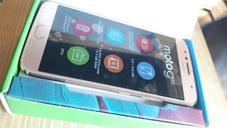 Motorola Moto G5s Plus 32 Gb Pelicula De Brinde