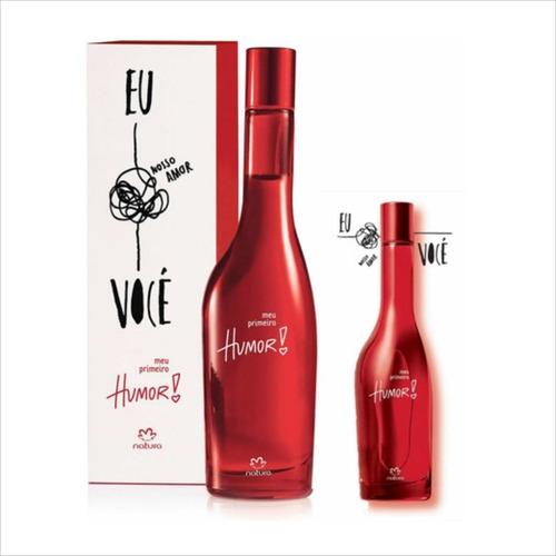 Perfume Humor Primero + Mini Natura Original