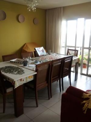 Apartamento 3 Dorms Para Locação Anual No Centro Em Mogi Das - L386