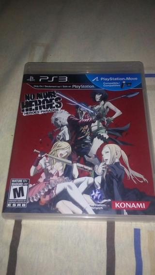 No More Heroes Playstation 3