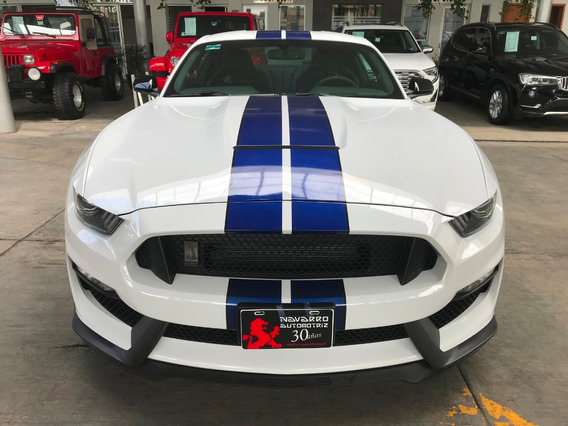Ford Mustang Shelby Gt-350 2016