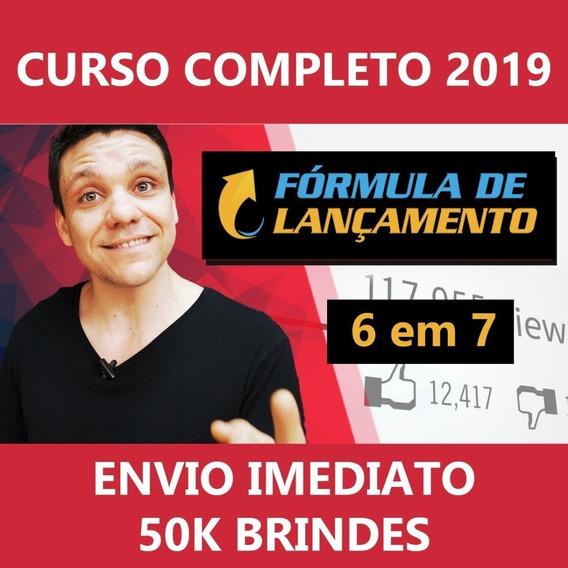 Fórmula De Lançamento (turma De Junho) + 400 Cursos