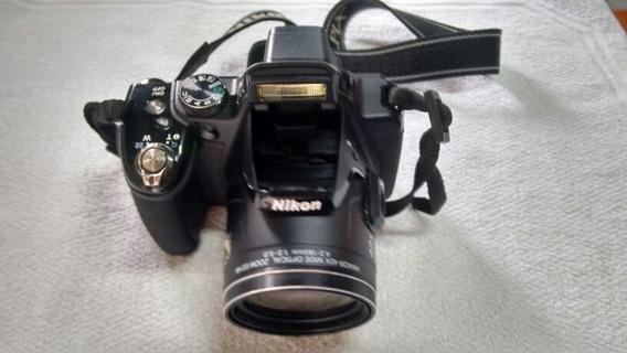 Câmera Nikon P520 Não Liga