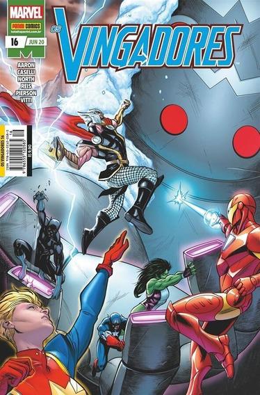 Os Vingadores - 16