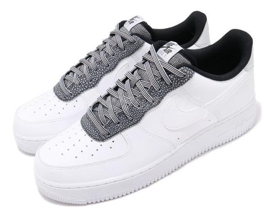 Tenis Nike Air Force 1 Lv8 4 Blanco C/ Gris