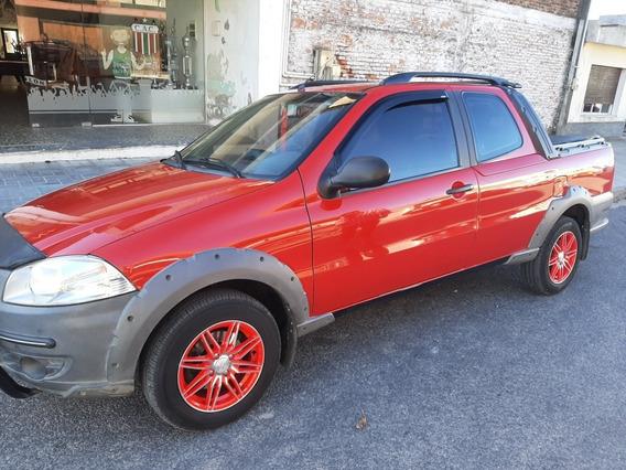 Fiat Strada 1.4 Working Cd C/aa + Pack Seg 2014