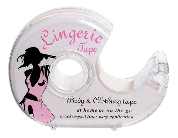 Cinta Doble Cara Cuerpo Y Ropa Fashion Lingerie Tape