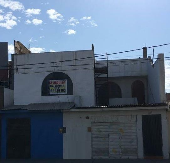 Alquilo Local Comercial En Chiclayo