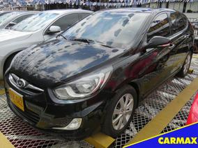 Hyundai Accent Hb 2015 Negro