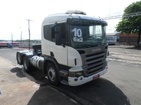 P 340 6x2 2010 Scania= P360 G360 Fh 380 Fm370